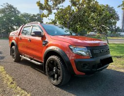 Ford Ranger WILDTRACK 4X4 AT DIESEL