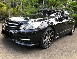 Mercedes-Benz E-Class E250 2013 Coupe  Hitam