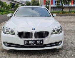 BMW 520i 2.0 Luxury 2012 White On Black Tgn 1 Terawat TDP Paket 70Jt