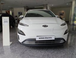 Harga Termurah Hyundai Kona Electric Facelift 2021 Indonesia | Spesial Free Wall Mount Charger 30Jt