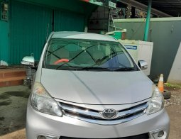 Toyota New Avanza G 1.300 cc Manual   Tahun 2012 Silver