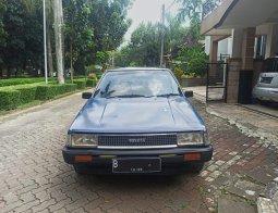 Dijual Toyota Corolla SE Limited 1985 akhir, Biru tua, Pajak on