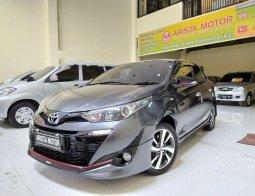 Jual Toyota Yaris TRD Sportivo 2018 harga murah di Jawa Timur