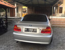 BMW 3 Series 318i E46 Facelift 2002 Silver