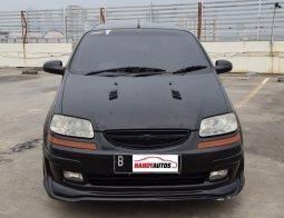Chevrolet Aveo LT Tahun 2004 Hitam