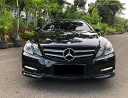 Mercedes-Benz E-Class E250 Coupe 2013 Hitam