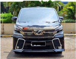 DKI Jakarta, jual mobil Toyota Vellfire ZG 2015 dengan harga terjangkau
