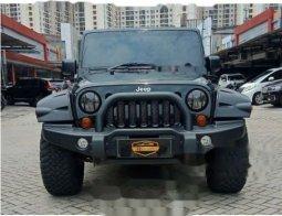 DKI Jakarta, Jeep Wrangler Sport Unlimited 2012 kondisi terawat
