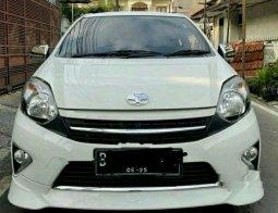Toyota Agya 2015 DKI Jakarta dijual dengan harga termurah