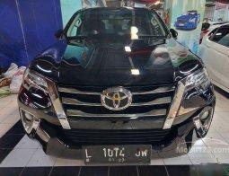 Toyota Fortuner 2017 Jawa Timur dijual dengan harga termurah
