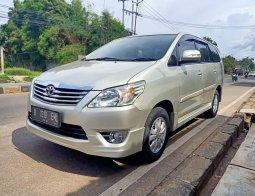 Toyota Kijang Innova G Luxury 2015 Matic Termurah di Bogor