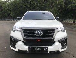Toyota Fortuner 2.4 VRZ AT 2020 Putih
