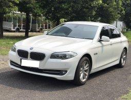 BMW 5 Series 523i 2011 Putih