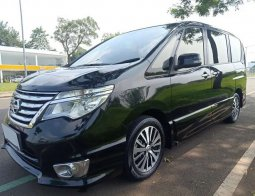 Jual Nissan Serena X 2017 harga murah di DKI Jakarta