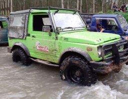 Dijual mobil bekas Suzuki Jimny Sierra, DKI Jakarta