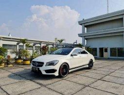 Banten, jual mobil Mercedes-Benz CLA 2015 dengan harga terjangkau