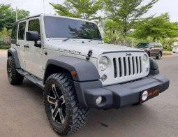 DKI Jakarta, Jeep Wrangler Sport Unlimited 2014 kondisi terawat