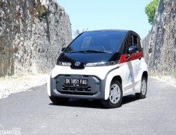 First Drive Toyota C +Pod 2021: Bukti Nyata Pabrikan Dukung Pariwisata Di Bali