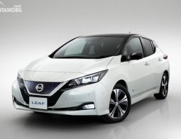 Review Nissan Leaf 2021: Sajian Mobil Kekinian nan Ramah Lingkungan