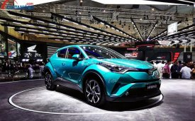 Review Toyota C-HR Hybrid 2018, SUV Stylish Nan Ramah Lingkungan