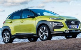 Review Hyundai Kona Highlander 2019