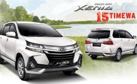 Review Daihatsu Grand New Xenia R MT 1.5 Deluxe 2019