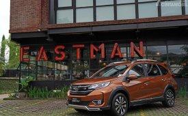 Review New Honda BR-V 2019: LSUV Modis Honda yang Dibuat Lebih Elegan
