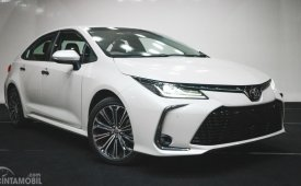 Review Toyota Corolla Altis 1.8 V 2019: Pakai Teknologi Toyota Terkini, Tapi Tetap Pertahankan Jati Diri