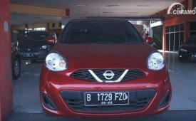 Review Nissan March 1.2 AT 2017: Pilihan City Car yang Lebih Murah dari LCGC