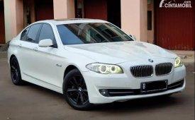 Review BMW 520i 2011: Elegansi Varian Termurah Seri 5