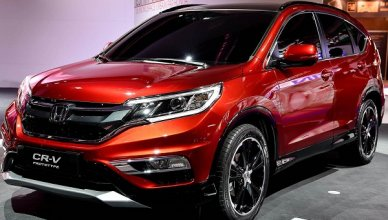 Harga Honda CR-V 2017 Spesifikasi dan Review Lengkap