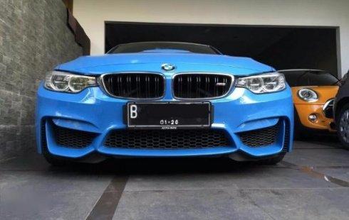 Bmw M3 F80 2015 Yas Marina Blue 366712
