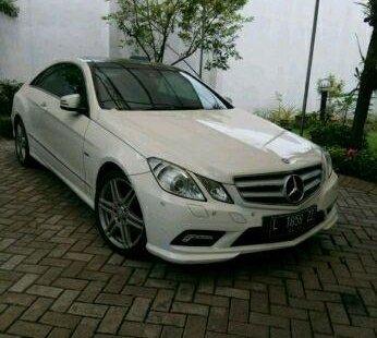 Dijual Mercedes Benz Sport E350 2 Pintu 392730