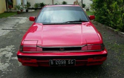 Honda Prelude 2017 >> Mobil Honda Prelude Thn 1984