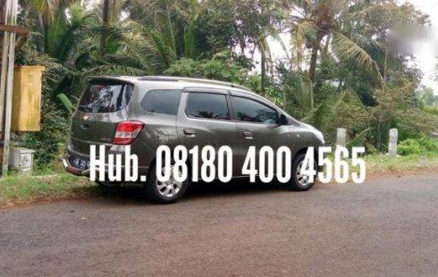 Spin Ltz Di Jual Chevrolet Spin Ltz 2014 Yogyakarta Kota 408028