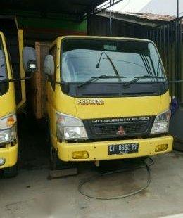 Mitsubishi Canter Truck Truk Engkel Long Ps110 Tahun 2013 428411