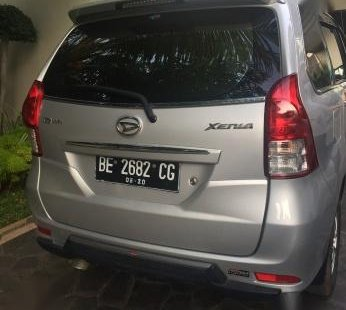 Xenia R Sporty Mt 2015 Silver Over Kredit 501811