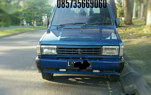 Kijang Super Kf 50 Nusa Long 6 Speed Modif Grand Extra Tahun 1990