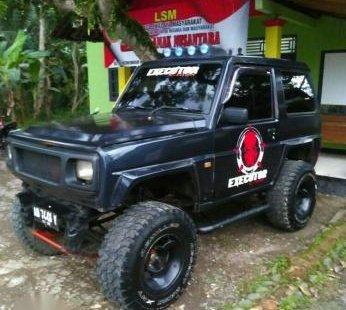 82 Modifikasi Mobil Jeep Feroza HD Terbaru