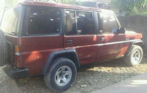 Daihatsu Taft Hiline Gtl Long Th 87 Merah Metalik 4x2 770726