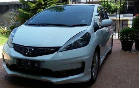Jual Honda Jazz Rs 2013 Putih Plat K Tgn 1 939669