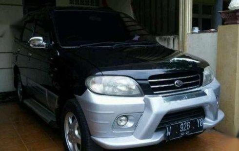 Daihatsu Taruna CSX Th 2000 Hitam Silver Plat W Sidoarjo