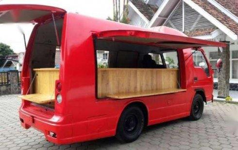 FOTON Food Truck Tahun 2011 Masih Mulus Seperti Baru