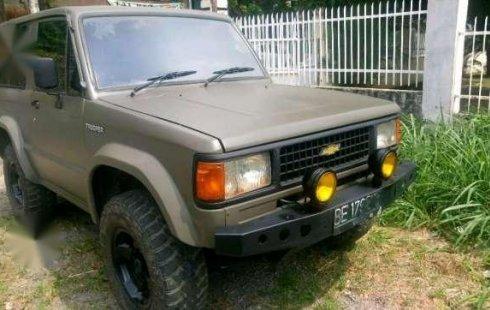 Chevrolet Trooper Diesel 4x4 Short 1039547