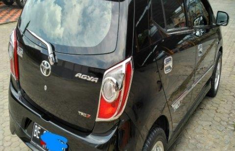 Mobil Bekas Toyota Agya 2013 Bandar Lampung 1033952
