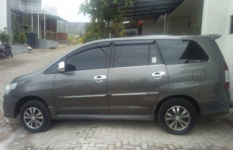 Mobil Bekas Toyota Kijang Innova G 2 0 2013 Cikarang 1034098