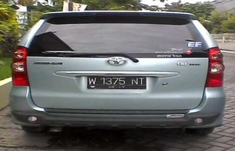 Mobil Bekas Toyota Avanza G Vvt I 2008 Sidoarjo 1034381