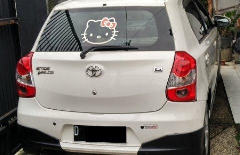 Mobil Bekas Toyota Etios Valco 2013 Bandung 1033909