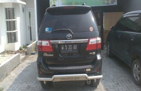 Mobil Bekas Toyota Fortuner 2010 Surabaya 1034388