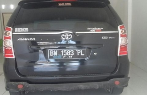 Mobil Bekas Toyota Avanza 1 3 G 2008 Pekanbaru 1437563